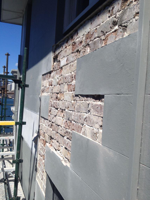 Kirribilli Wall Repairs