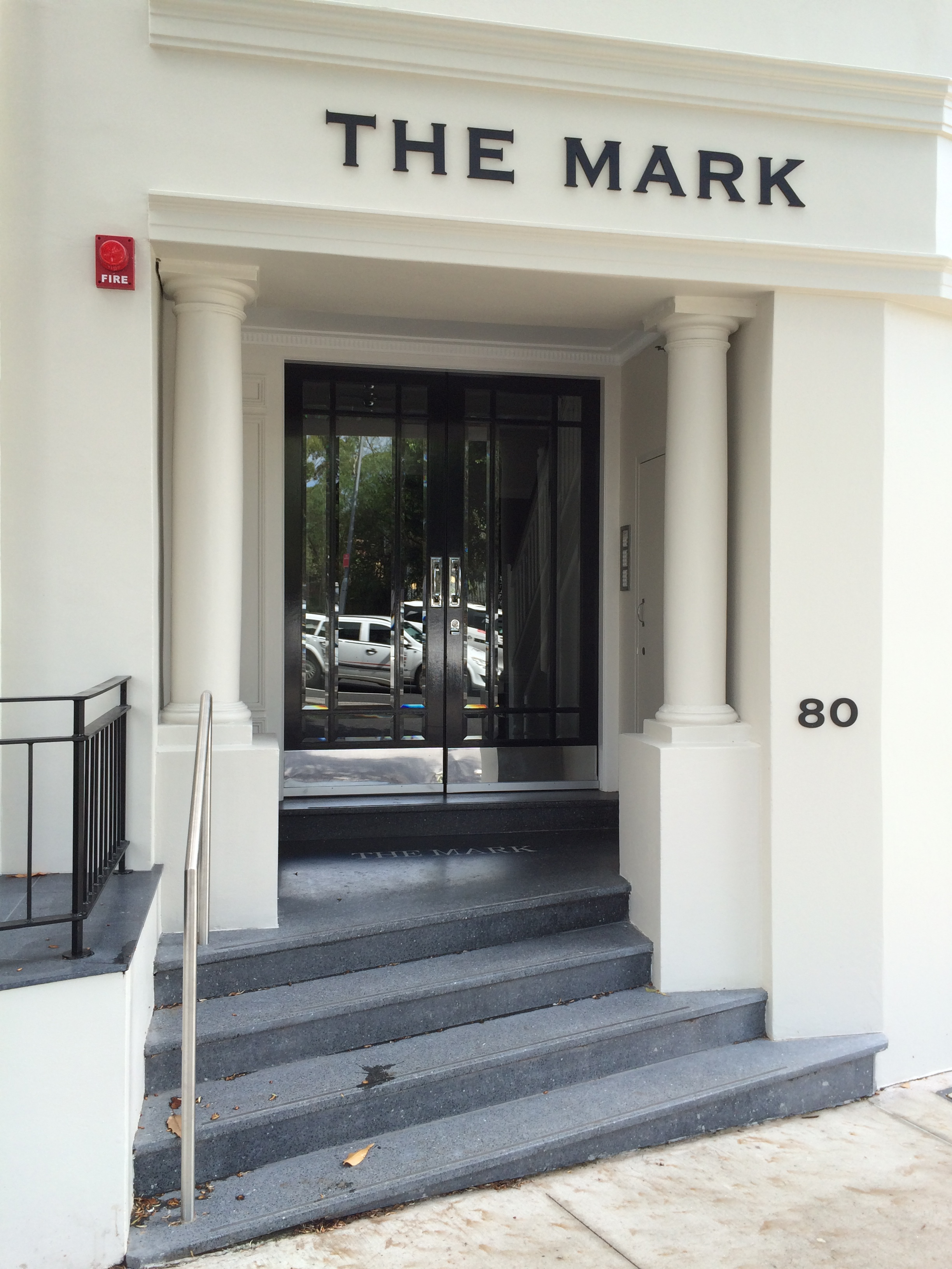 The Mark – Rushcutters Bay