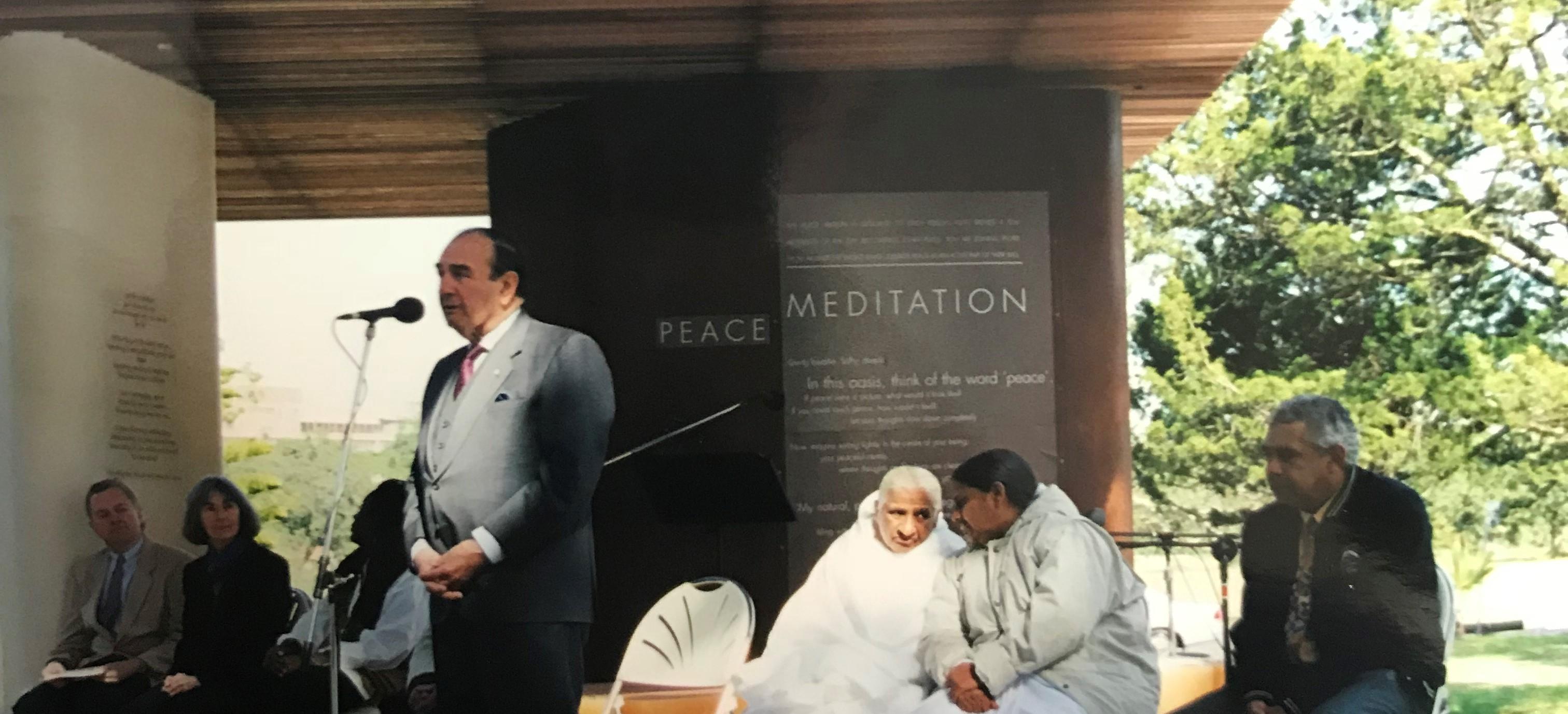 Peace Pavillion